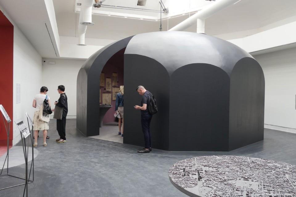 Biennale di venezia 2018 cino zucchi e luigi caccia dominioni for Caccia dominioni architetto