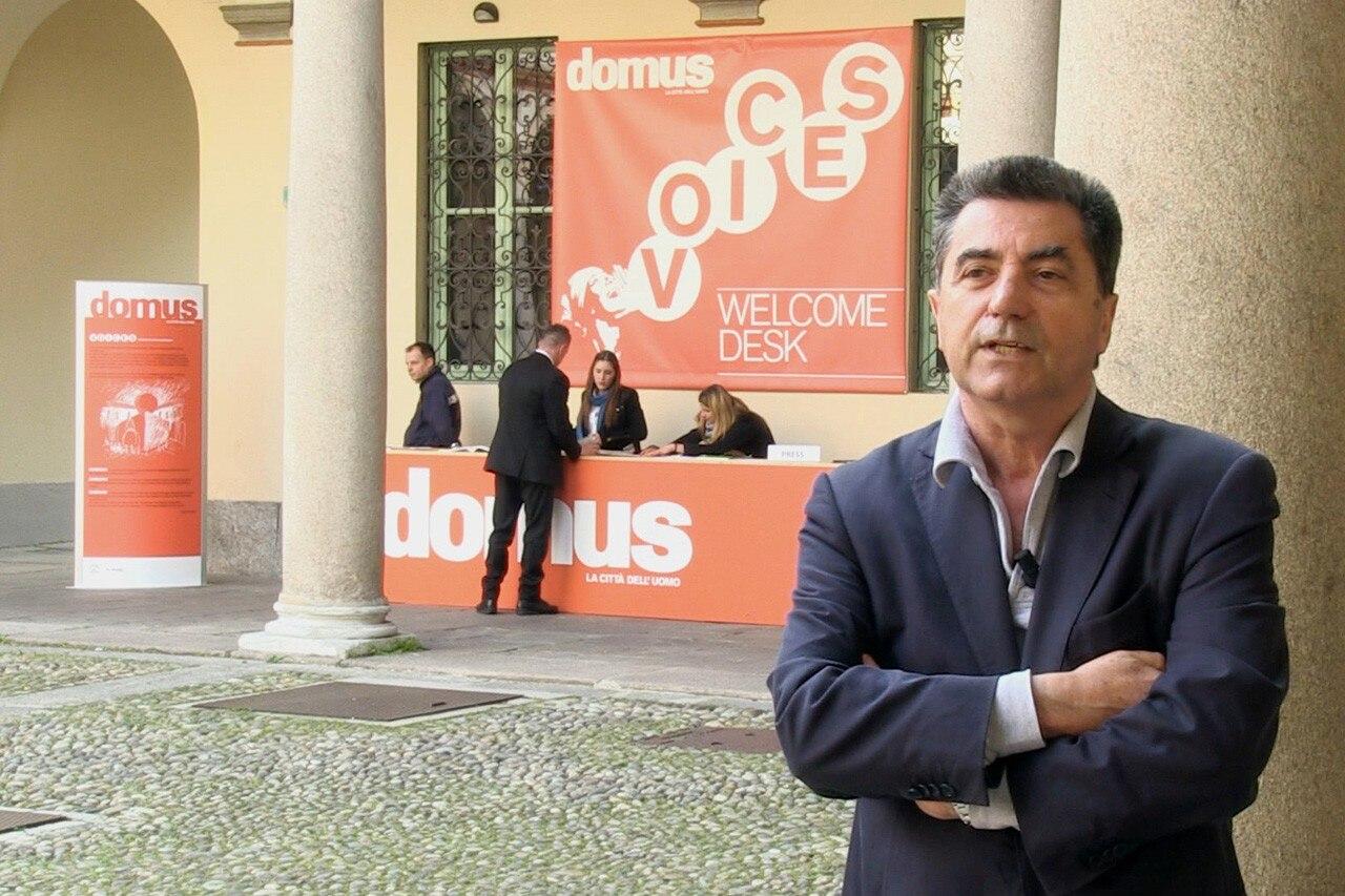 L 39 opinione sul salone 2014 antonio citterio domus for Antonio citterio architetto