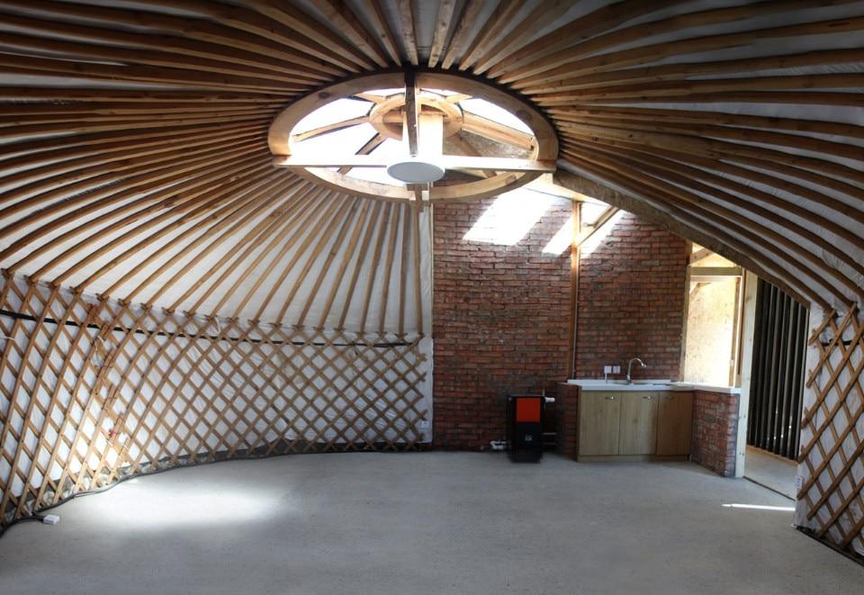 Affordable housing prototype in mongolia s suburbs domus - Domus decor dubai ...