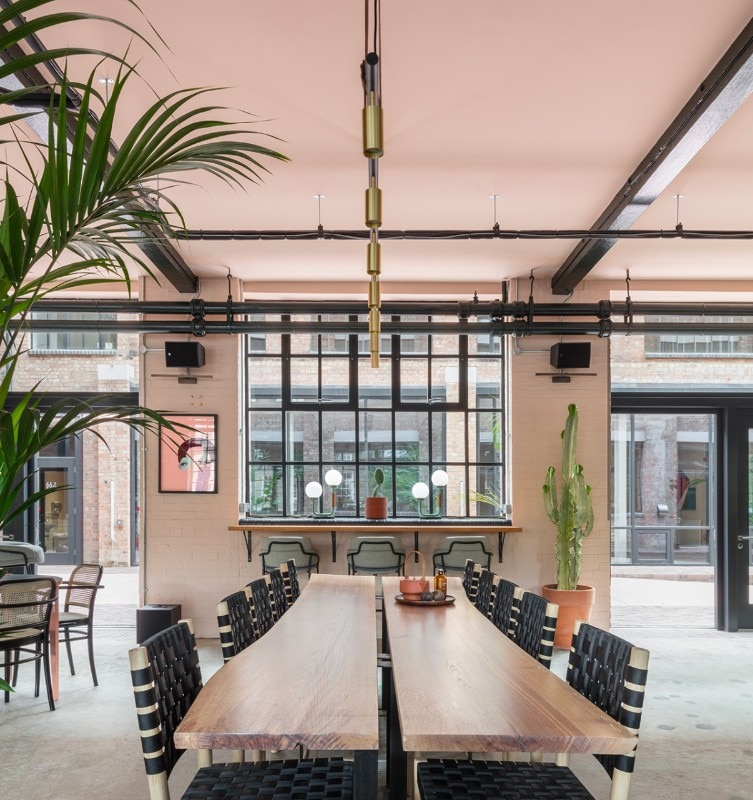 Office Interior Design Inspiration: Design Duo Sella Concept Transformed An Edwardian