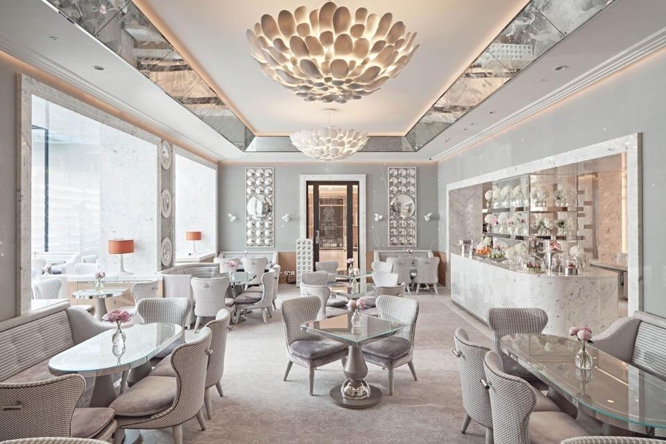 Winners of the restaurant bar design awards revealed domus for Hotel decor 2017