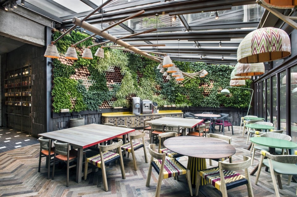 Winners of the restaurant bar design awards revealed domus