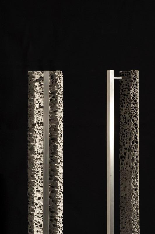 Ispirandosi alle pietre laviche islandesi studio for Replica mobel deutschland