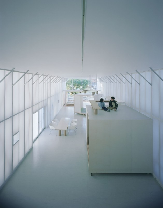 Serving society with architecture - Domus