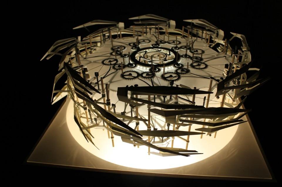 Design for the apocalypse the dubai global grad show domus - Domus decor dubai ...