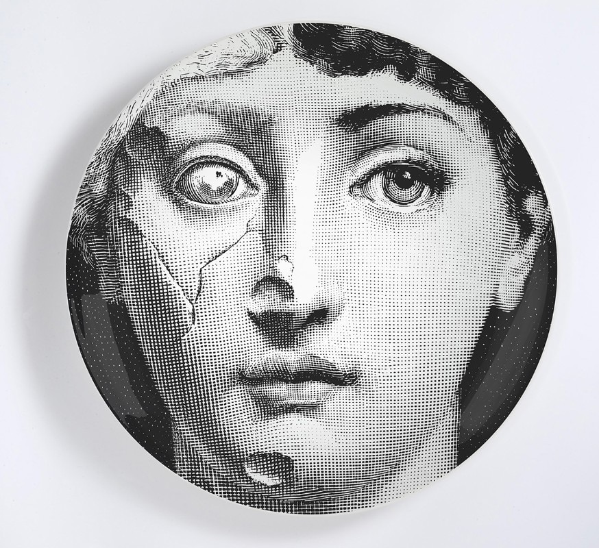Pratical Quotes Fornasetti At Palazzo Altemps In Rome