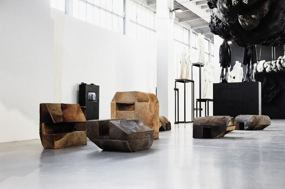 Estremamente 20 years of Rick Owens at the Triennale di Milano - Domus SG52
