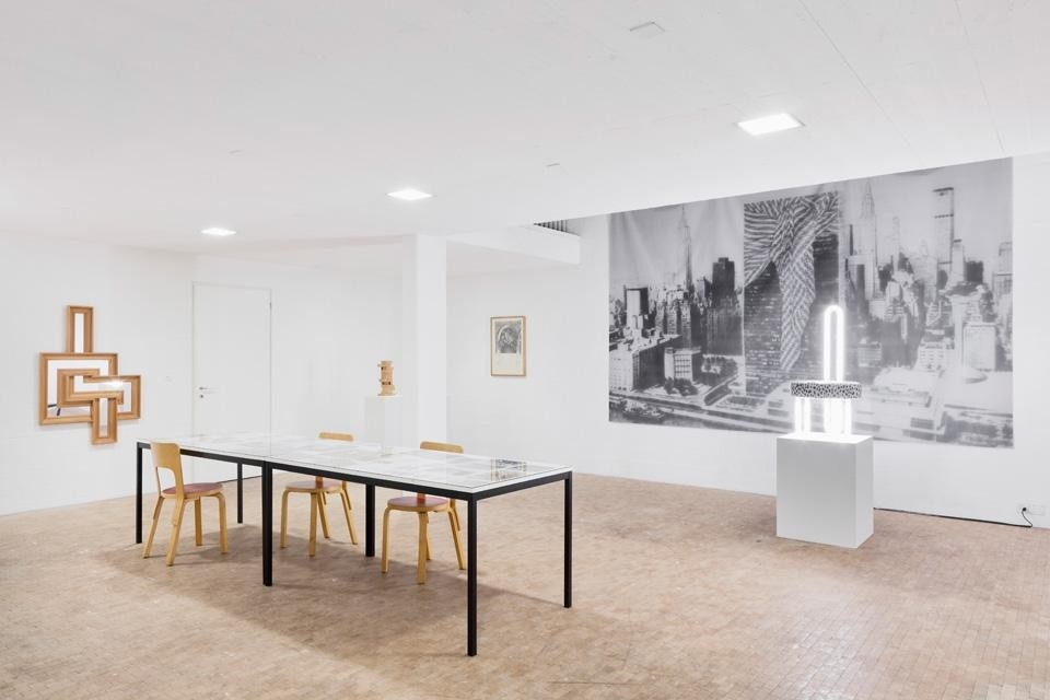 A New Exhibition At The Studiolo Revisits Swiss Architectural Duo Trix Hgl And Robert Haussmanns Infamous Log O Rythmic Slide Rule Taking Its Title As