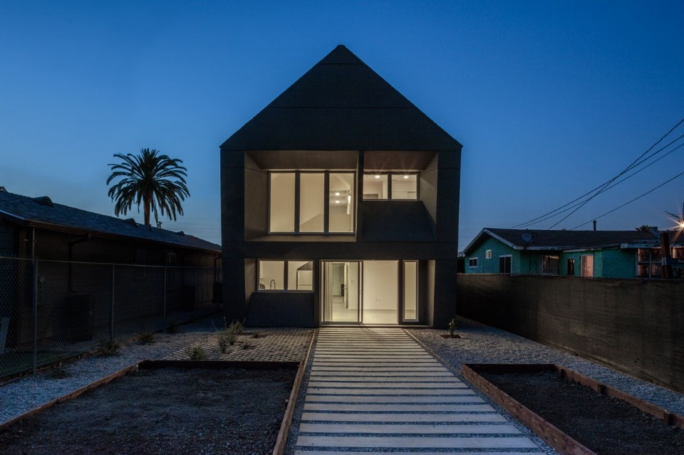 Sci-Arc, Affordable Modern L.A. House, Los Angeles, 2016