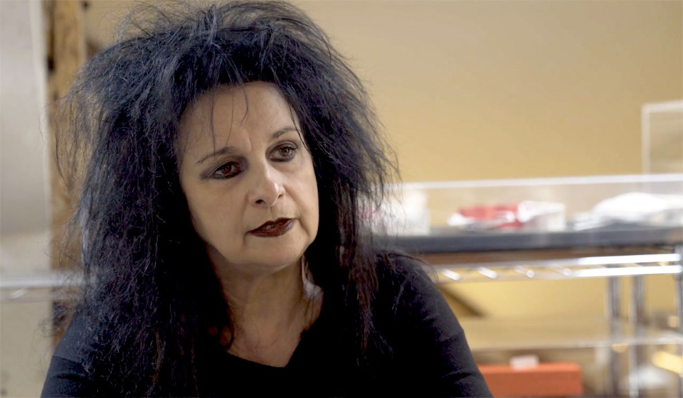 Odile Decq. Architecture is still a fight