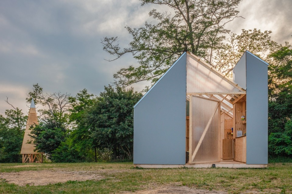 Hello Wood Festival: Building an utopia