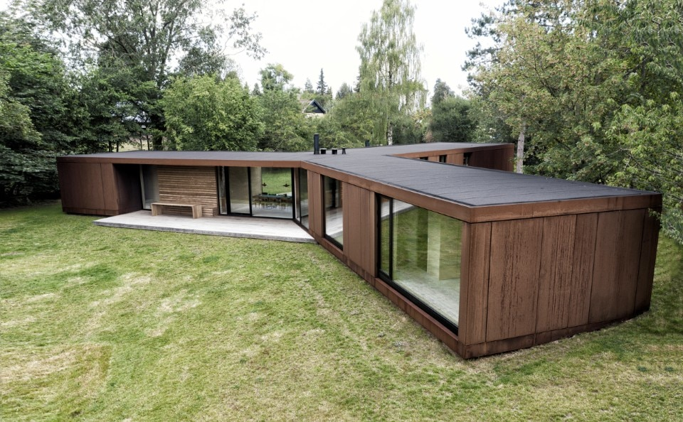 An experimental villa in Denmark raised in three days