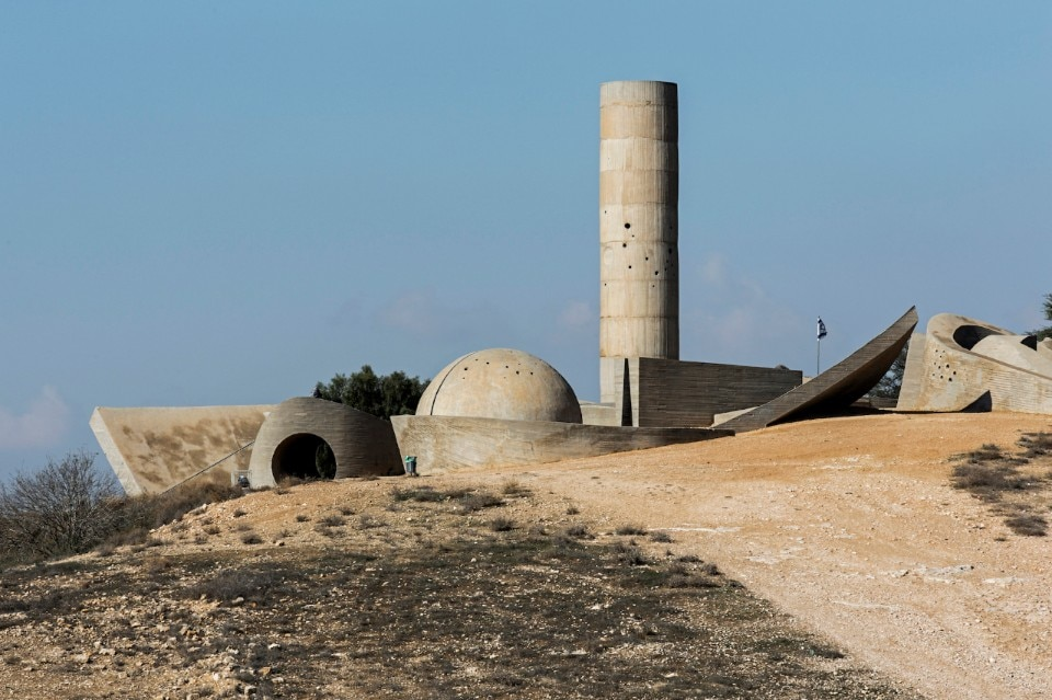 Be'er Sheva, a brutalist capital in the middle of the Israeli desert
