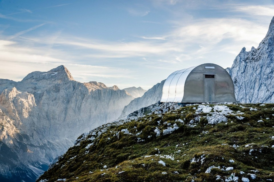 10 new bivouacs in the Alps