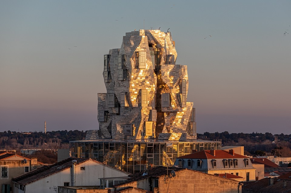 A shimmering building by Gehry: does Luma Arles really need this?