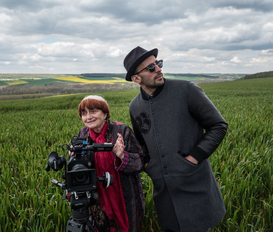 Faces Places: the new film of Agnès Varda and JR