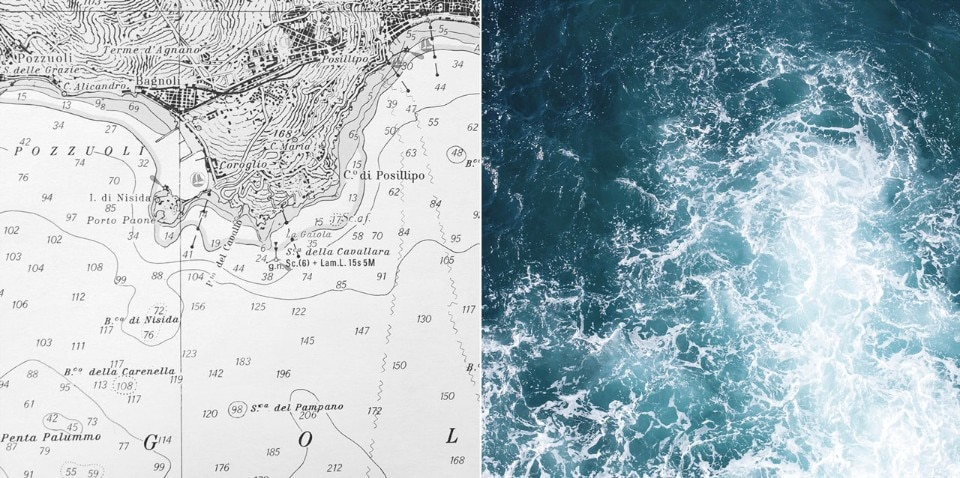 Photo essay. Ilaria Abbiento's cartographies of the sea