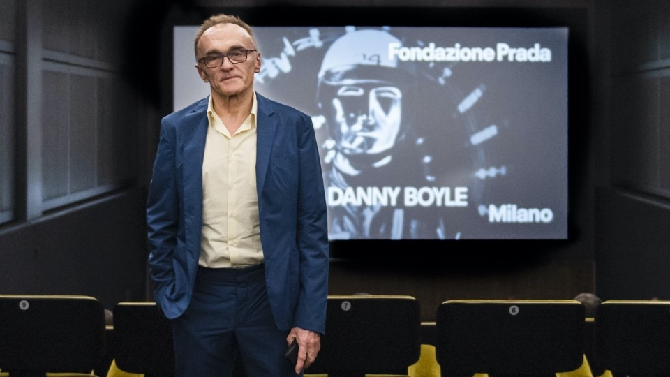 "Danny Boyle: to save humankind, ""choose culture""!"
