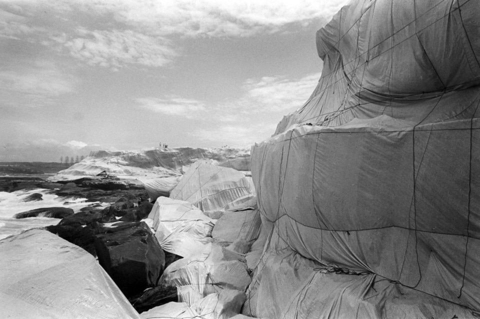 "Christo: ""My work is an entity in itself"""