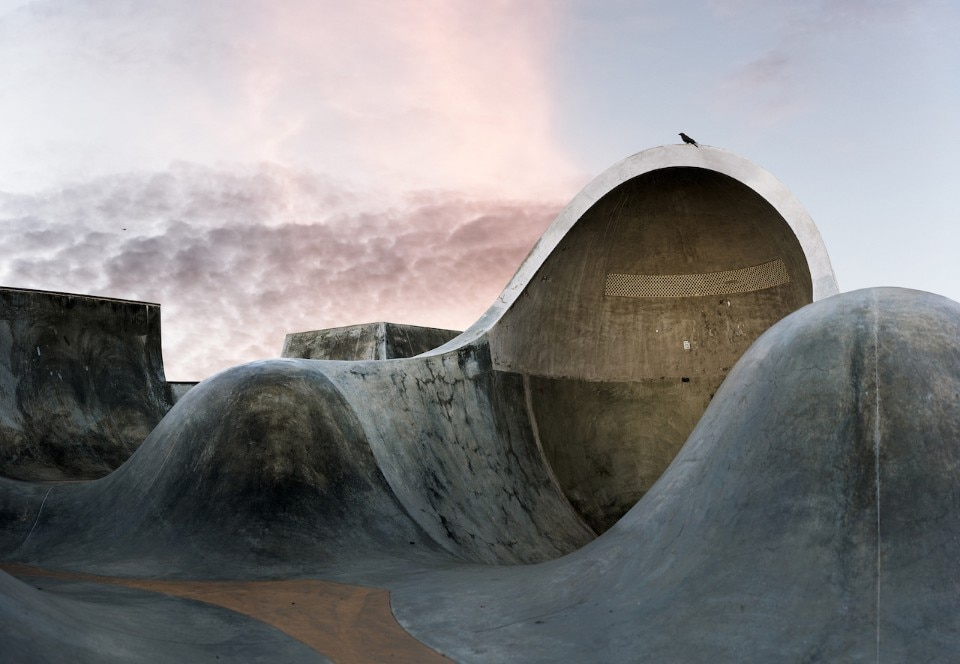 Amir Zaki: the urban environment of Californian skateparks