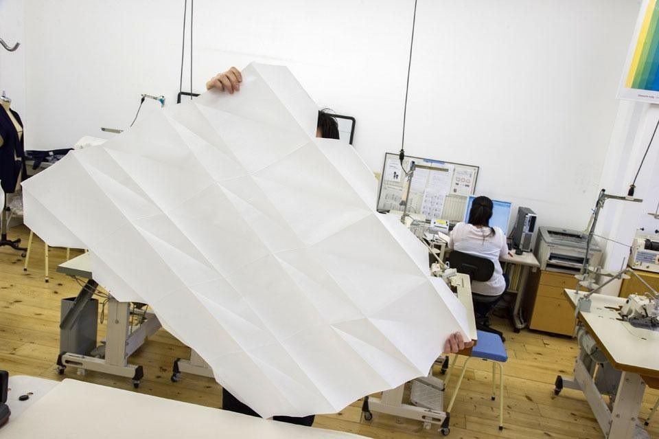 Folds are