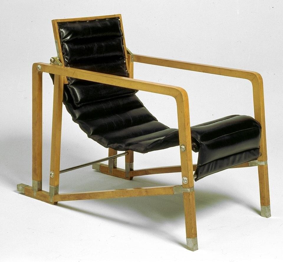 eileen grey furniture. eileen gray transat chair grey furniture