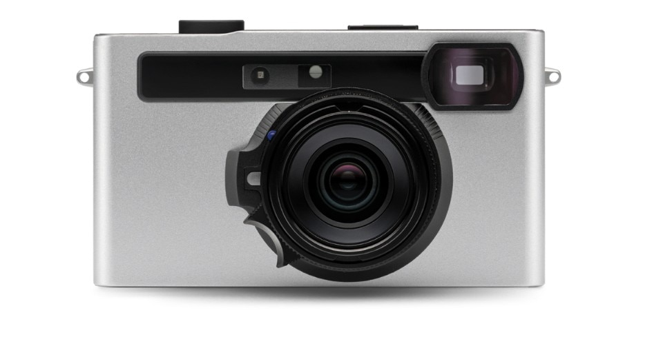 Pixii is a camera with Leica mount that uses your phone as a display