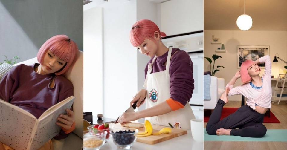 IKEA picked Japan's first computer-generated influencer to promote its new Tokyo store