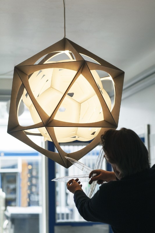 Interview with Olafur Eliasson: sharing ideas