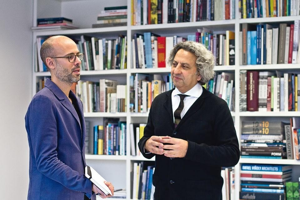 Justin McGuirk and