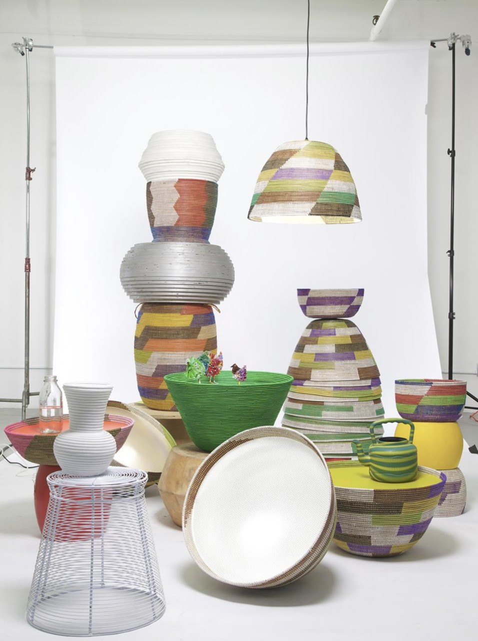 Prototypes & Material Compositions