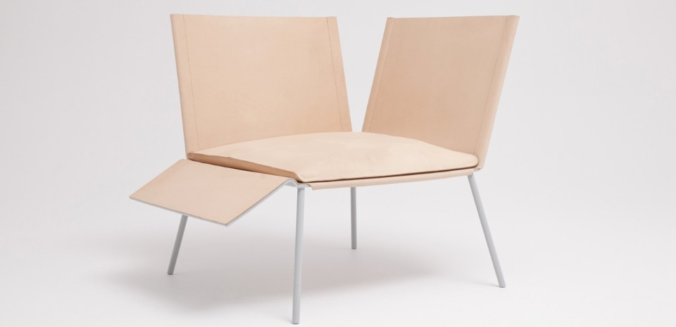 Thom Fougere, Saddle Chair