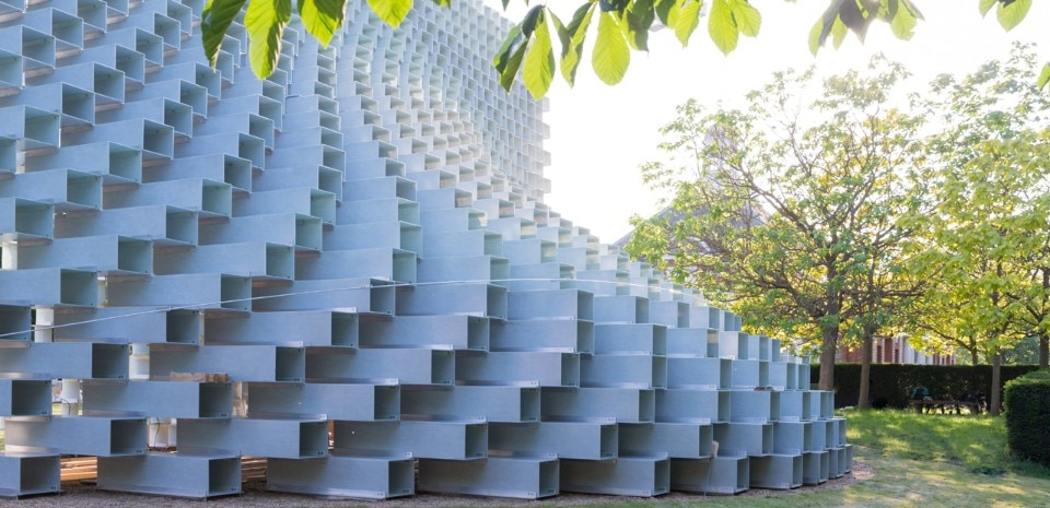 Bjarke Ingels Group, Serpentine Pavilion, 2016