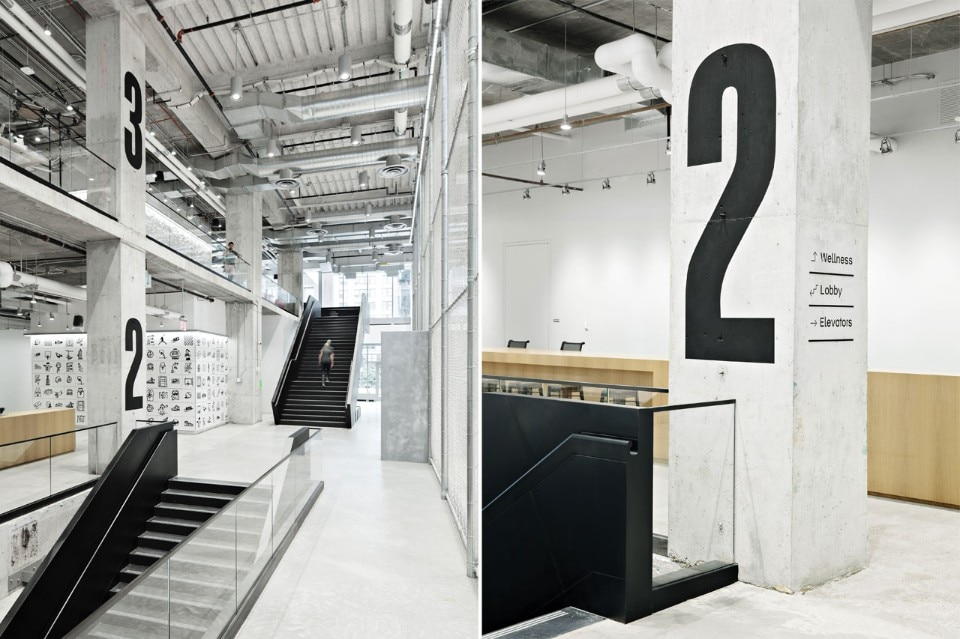 Img.12 STUDIOS Architecture, Michael Spoljaric and WeShouldDoItAll (WSDIA), Nike office space, New York, 2017