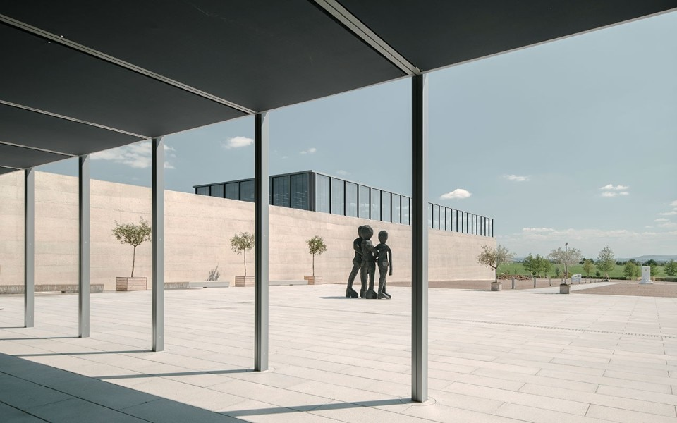 David Chipperfield completes the Carmen Würth Forum