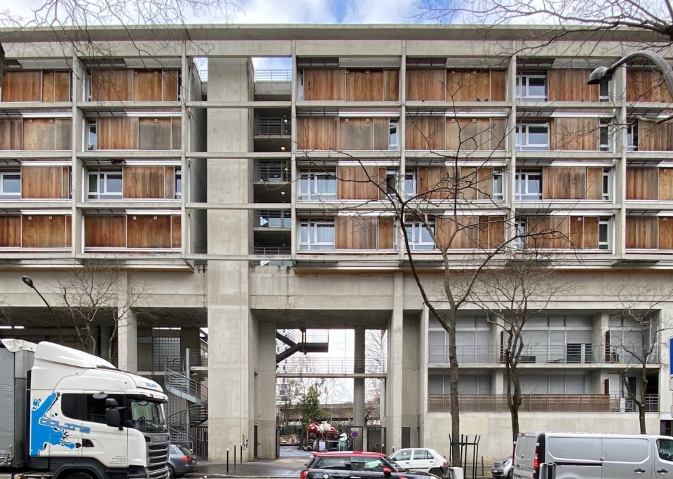 A petition to save Michel Kagan's student housing in Paris