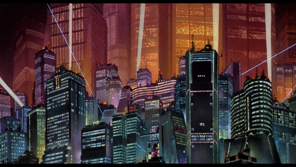Welcome To Neo Tokyo The Most Important City That You Ve Never Been To Domus