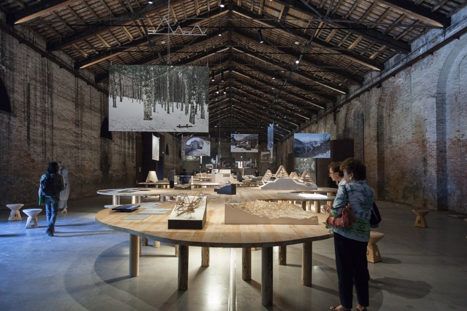 Intuitions and conflicts. The Italian Pavilion at the Venice Biennale