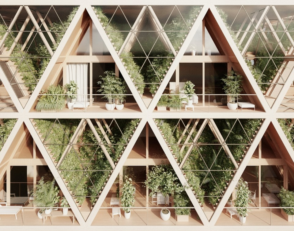 Wood skyscrapers: 5 projects from the future