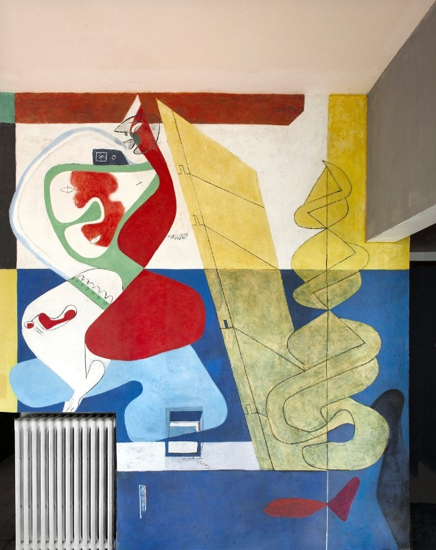 Le Corbusier's violation of Eileen Gray's work