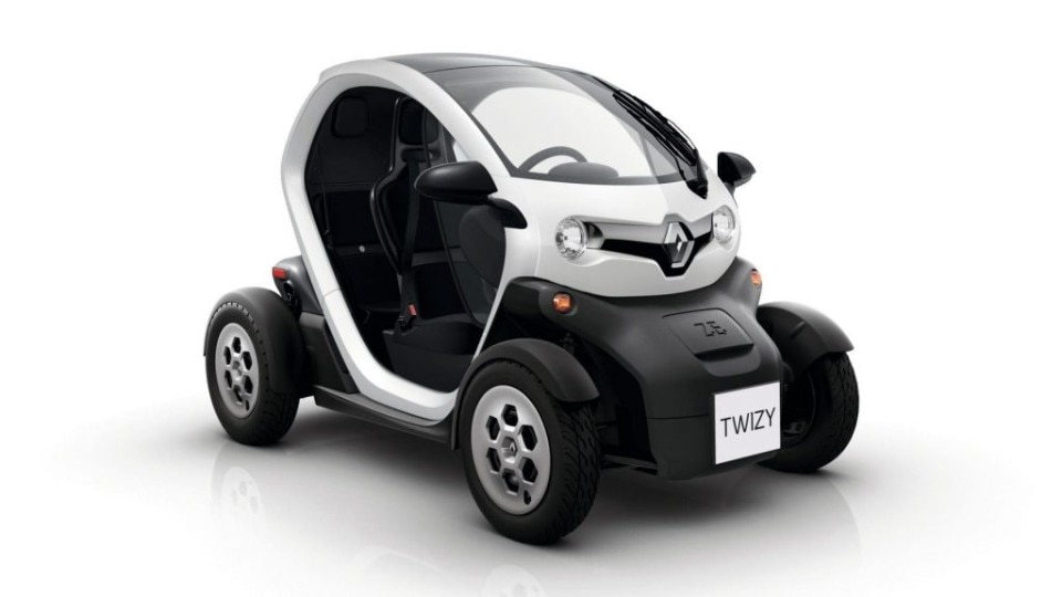 Microcars: ten ultratiny cars designed for the city