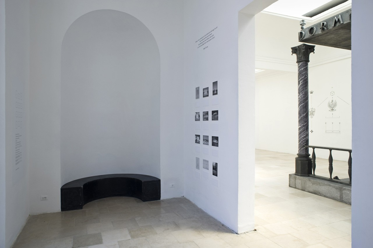 Polish Pavilion, Impossible Objects, Venice Architecture Biennale 2014