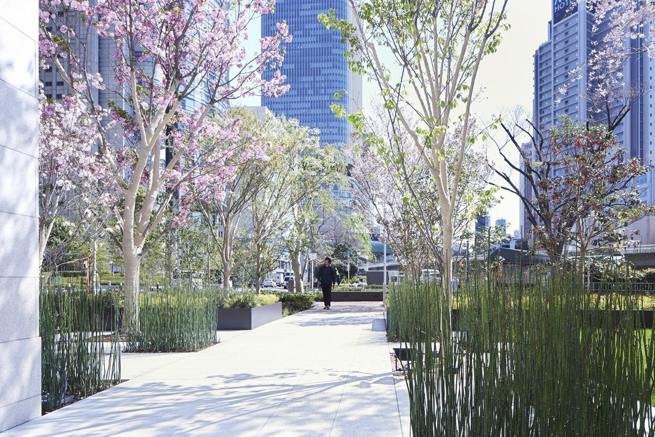 Mitsui garden hotel osaka domus for Design hotel osaka