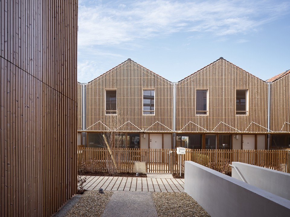 Fig.13 Odile + Guzy Architectes, 26 social housing, Chalon-sur-Saône, Francia, 2017