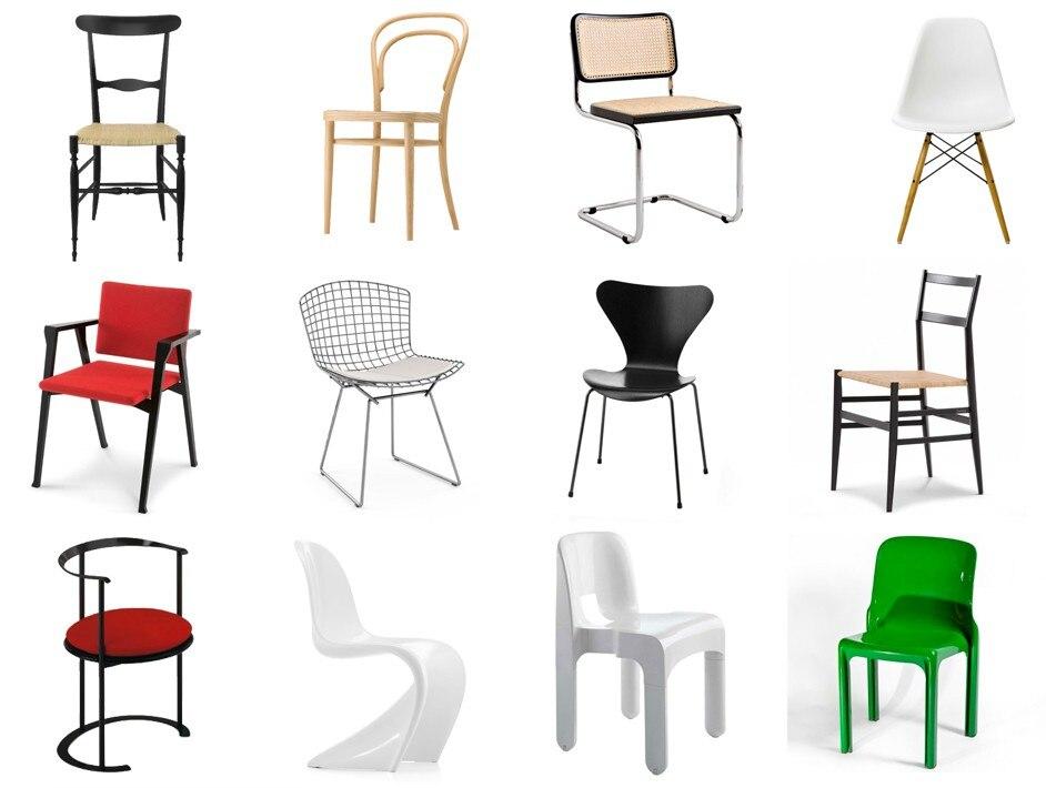 20 Imperdibili Sedie Di Design Il Carattere Di Una Sedia Moderna
