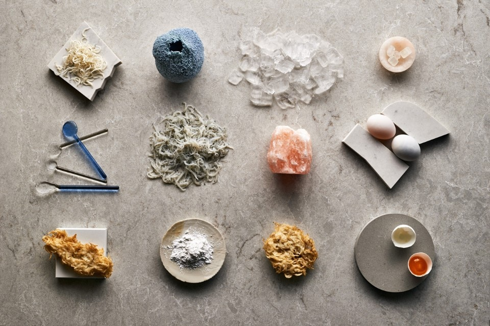Caesarstone, <i>A Material Menu: Designs for the Culinary Aesthetic</i>, con Francesca Sarti, 2017