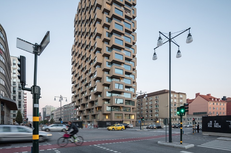 OMA&rsquo s Norra Tornen in Stockholm is a &ldquo plattenbau for the
