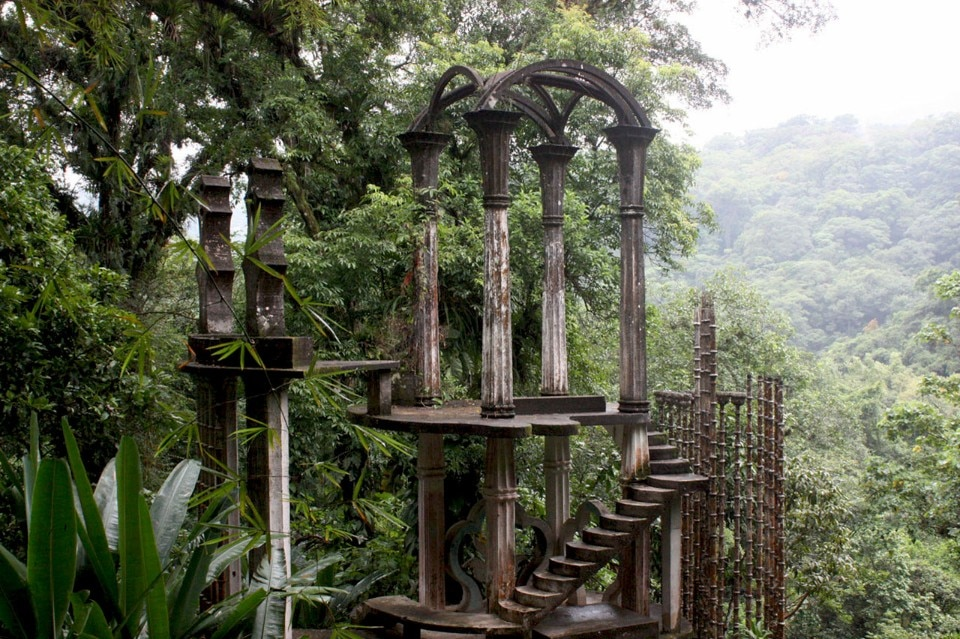 Las Pozas. A Surrealist sanctuary deep in the forest