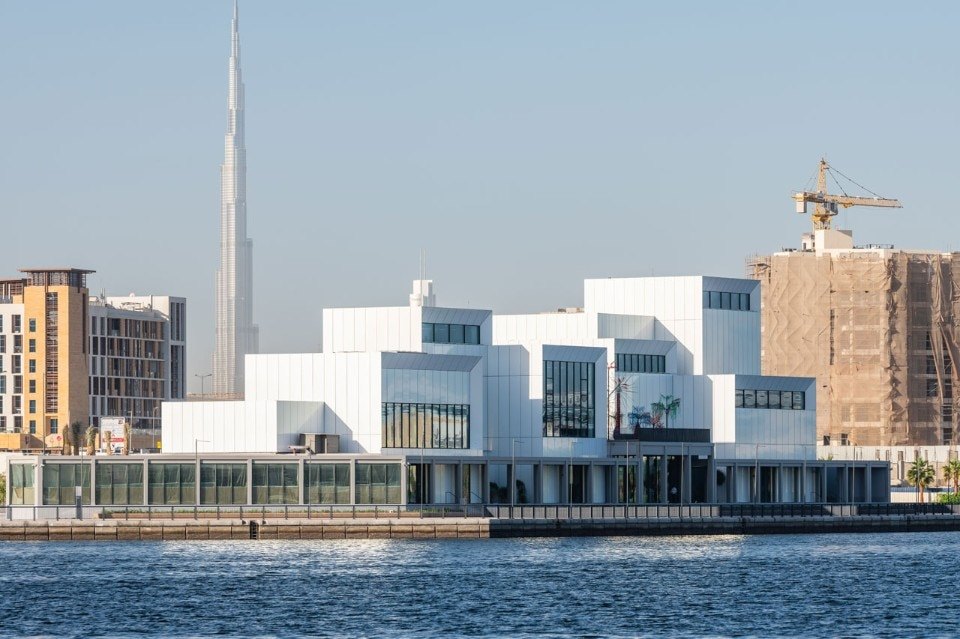 Jameel Arts Centre: The internationalism of Dubai is the inspiration behind