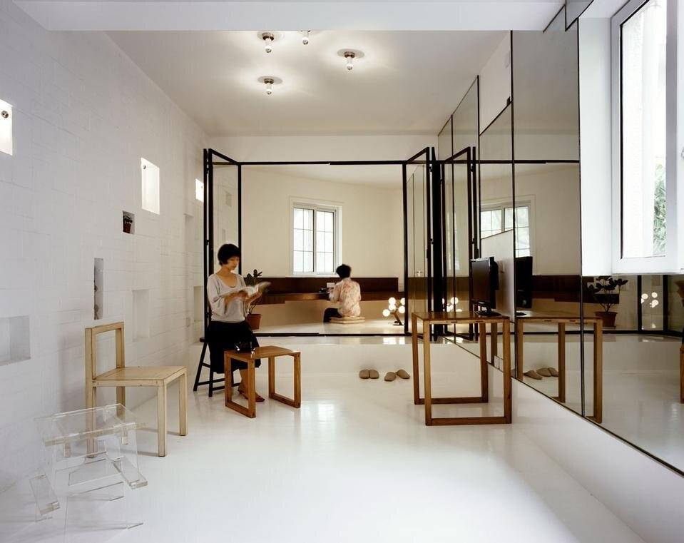 Home Office Shanghai Domus
